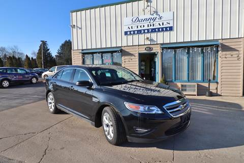 2011 Ford Taurus for sale at Danny's Auto Deals in Grafton WI