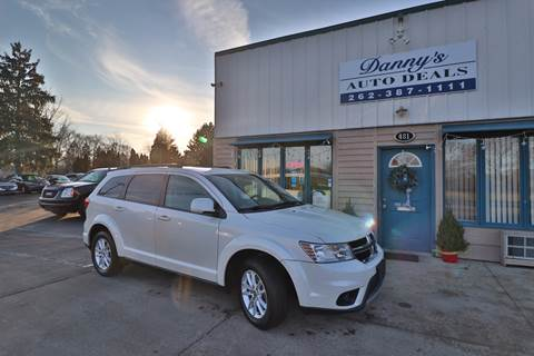 2015 Dodge Journey for sale at Danny's Auto Deals in Grafton WI