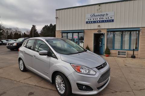 2013 Ford C-MAX Hybrid for sale at Danny's Auto Deals in Grafton WI