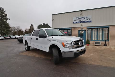 2012 Ford F-150 for sale at Danny's Auto Deals in Grafton WI