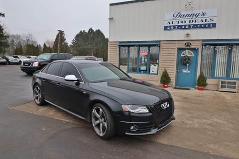 2011 Audi S4 for sale at Danny's Auto Deals in Grafton WI