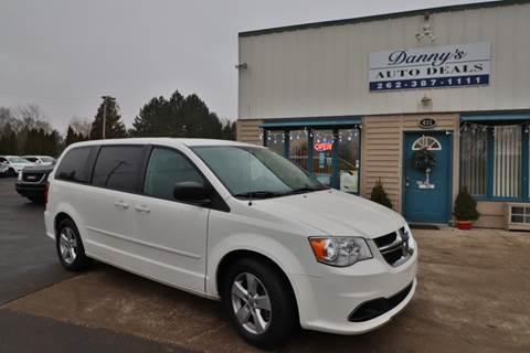 2013 Dodge Grand Caravan for sale at Danny's Auto Deals in Grafton WI