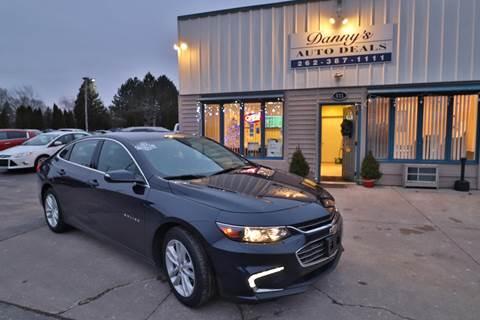 2017 Chevrolet Malibu for sale at Danny's Auto Deals in Grafton WI