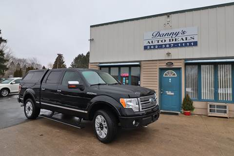 2009 Ford F-150 for sale at Danny's Auto Deals in Grafton WI