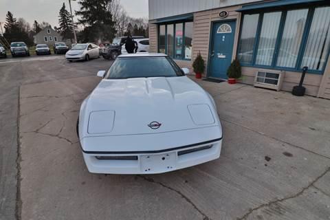 1989 Chevrolet Corvette for sale at Danny's Auto Deals in Grafton WI
