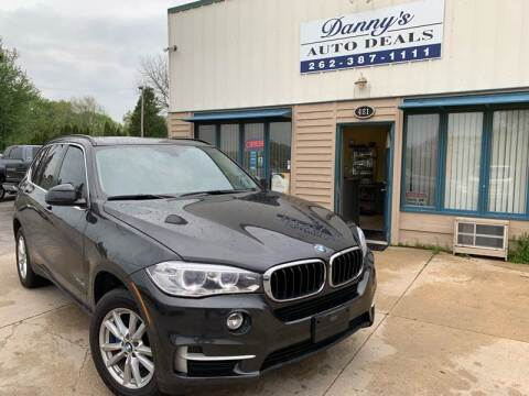2015 BMW X5 for sale at Danny's Auto Deals in Grafton WI