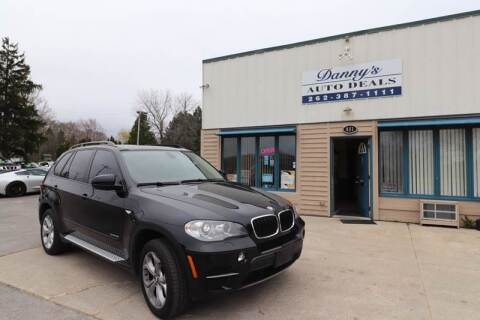2013 BMW X5 for sale at Danny's Auto Deals in Grafton WI