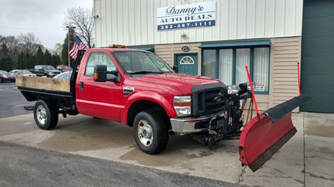 2008 Ford F-350 Super Duty for sale in Grafton, WI
