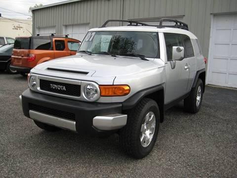 2007 Toyota FJ Cruiser for sale in East Longmeadow, MA