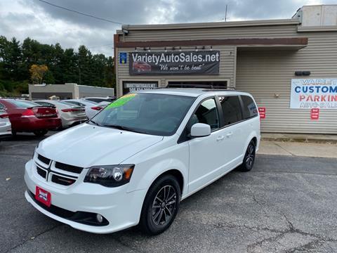 2018 Dodge Grand Caravan for sale in Worcester, MA