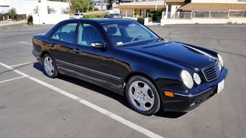 2000 Mercedes-Benz E-Class for sale in La Mesa, CA