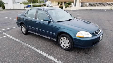 1997 Honda Civic for sale in La Mesa, CA