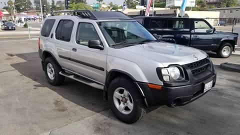 2004 Nissan Xterra for sale at AA Auto Sale in La Mesa CA
