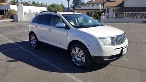 2008 Lincoln MKX for sale at AA Auto Sale in La Mesa CA