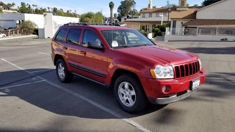 2006 Jeep Grand Cherokee for sale at AA Auto Sale in La Mesa CA