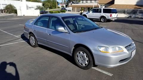 2000 Honda Accord for sale at AA Auto Sale in La Mesa CA