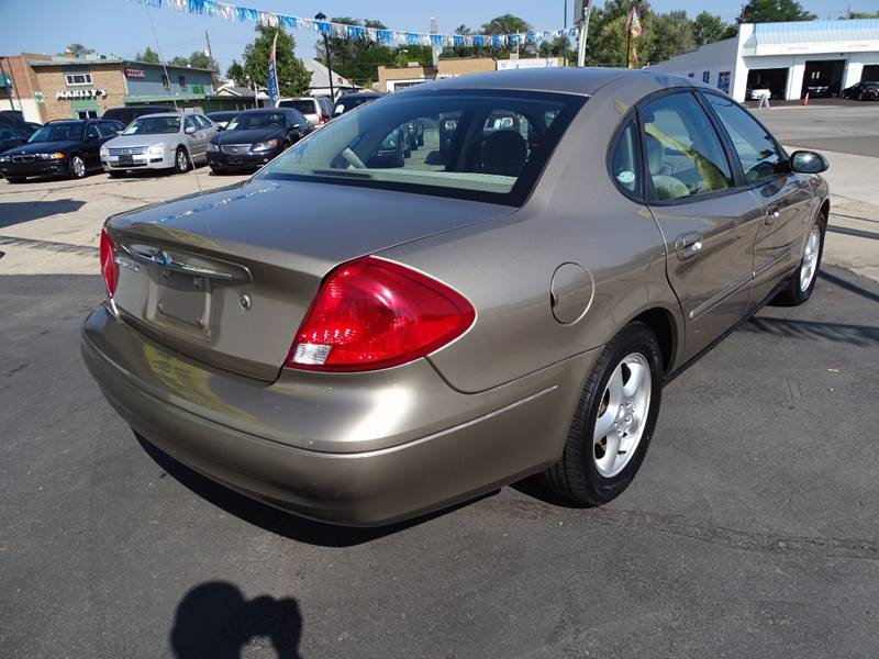 2003 ford taurus se 4dr sedan in denver co easy pay motors inc contact publicscrutiny Gallery