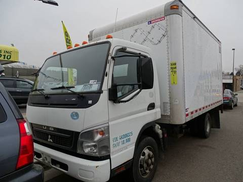 2010 Mitsubishi Fuso for sale in Denver, CO