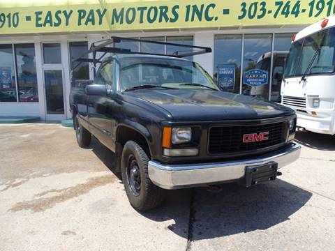 1995 GMC Sierra 2500 for sale in Denver, CO