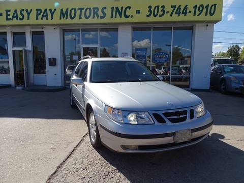 2003 Saab 9-5 for sale in Denver, CO