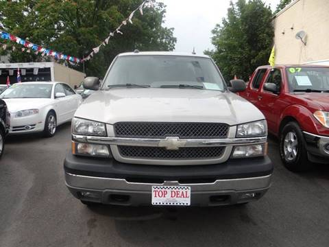 2004 Chevrolet Silverado 1500 for sale in Roselle, NJ