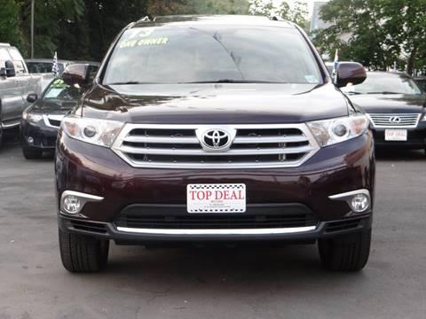 2013 Toyota Highlander for sale in Roselle, NJ