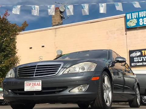 2007 Mercedes-Benz S-Class for sale in Roselle, NJ