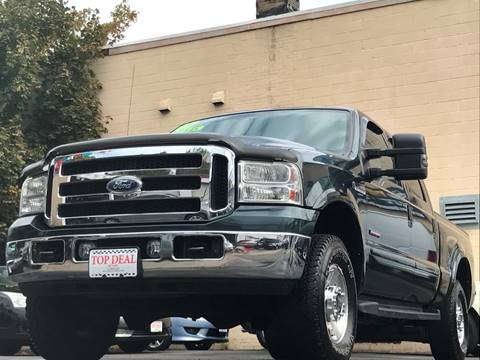2007 Ford F-250 Super Duty for sale in Roselle, NJ