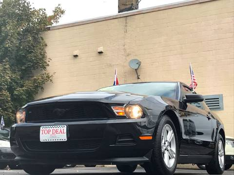 2012 Ford Mustang for sale in Roselle, NJ