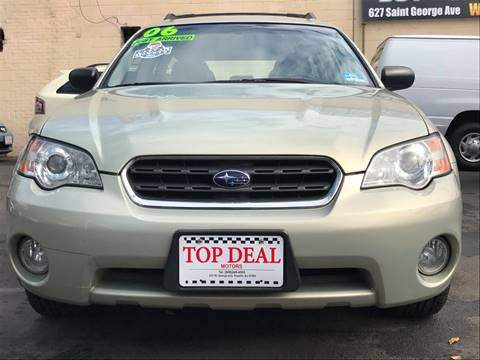 2006 Subaru Outback for sale in Roselle, NJ