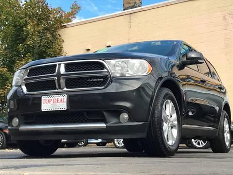 2011 Dodge Durango for sale in Roselle, NJ