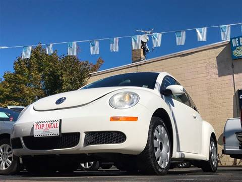 2010 Volkswagen New Beetle for sale in Roselle, NJ