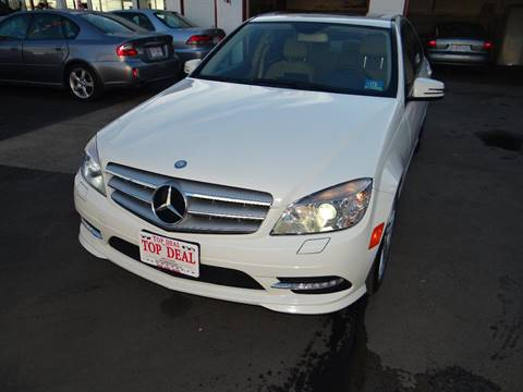 2011 Mercedes-Benz C-Class for sale in Roselle, NJ