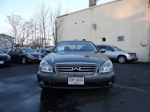 2005 Infiniti Q45 for sale in Roselle, NJ
