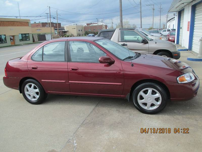 2005 nissan sentra 1 8 s 4dr sedan in carbondale il aaa. Black Bedroom Furniture Sets. Home Design Ideas