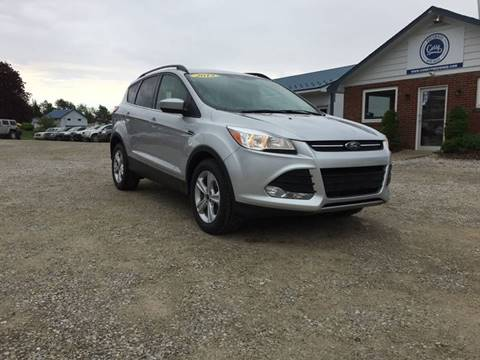 2015 Ford Escape for sale at Corry Pre Owned Auto Sales in Corry PA