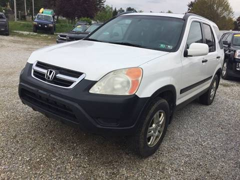 2004 Honda CR-V for sale at Corry Pre Owned Auto Sales in Corry PA