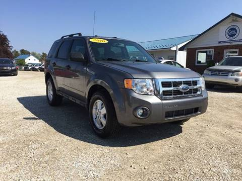 2010 Ford Escape for sale at Corry Pre Owned Auto Sales in Corry PA