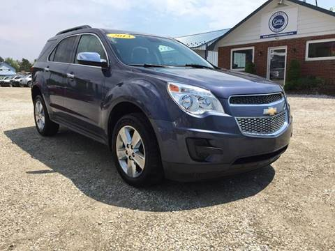 2013 Chevrolet Equinox for sale at Corry Pre Owned Auto Sales in Corry PA