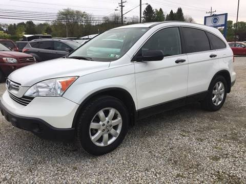 2008 Honda CR-V for sale at Corry Pre Owned Auto Sales in Corry PA