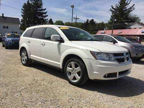 2010 Dodge Journey for sale at Corry Pre Owned Auto Sales in Corry PA