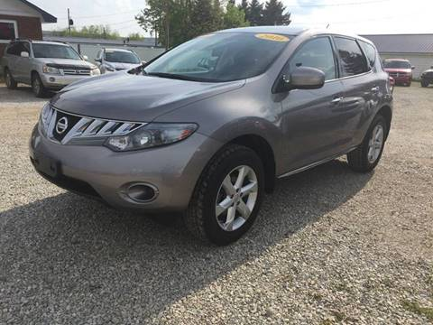 2010 Nissan Murano for sale at Corry Pre Owned Auto Sales in Corry PA