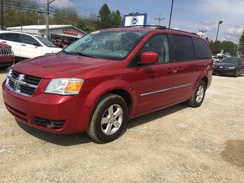 2009 Dodge Grand Caravan for sale at Corry Pre Owned Auto Sales in Corry PA