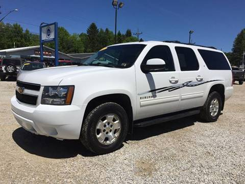 2012 Chevrolet Suburban for sale at Corry Pre Owned Auto Sales in Corry PA