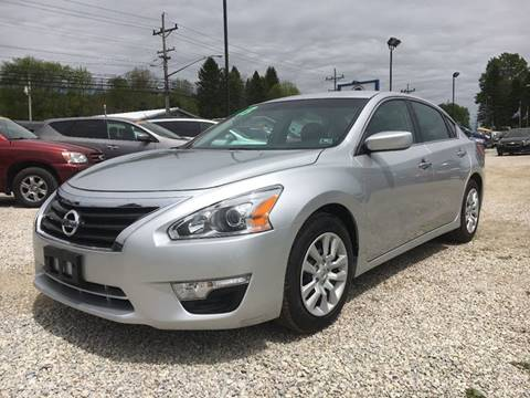 2013 Nissan Altima for sale at Corry Pre Owned Auto Sales in Corry PA