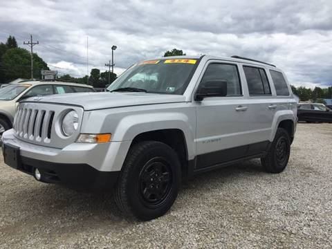 2012 Jeep Patriot for sale at Corry Pre Owned Auto Sales in Corry PA