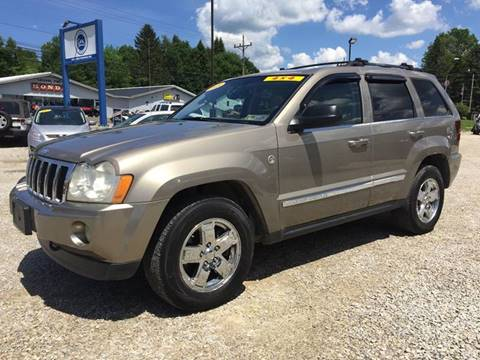 2005 Jeep Grand Cherokee for sale at Corry Pre Owned Auto Sales in Corry PA