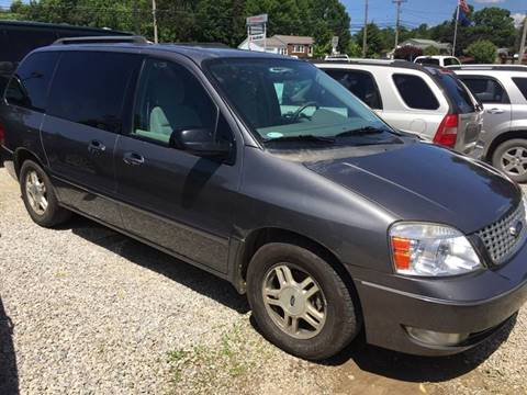2006 Ford Freestar for sale at Corry Pre Owned Auto Sales in Corry PA