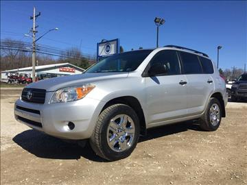 2007 Toyota RAV4 for sale at Corry Pre Owned Auto Sales in Corry PA