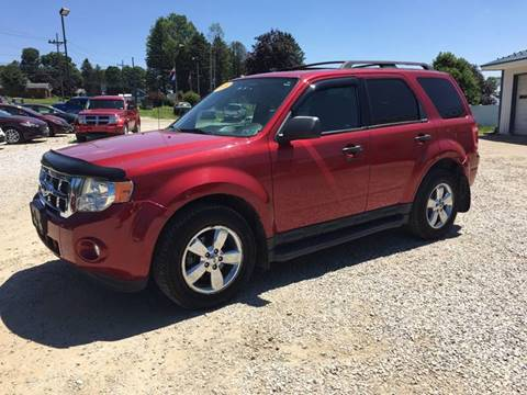 2009 Ford Escape for sale at Corry Pre Owned Auto Sales in Corry PA